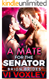 A Mate for the Senator (Brion Brides Book 9)
