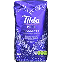 Tilda Arroz Basmati - Paquete de 8 x