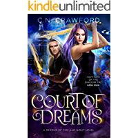 Court of Dreams (Institute of the Shadow Fae Book 4)