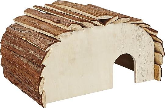 Wildlife Maison /à h/érisson entr/ée en bois