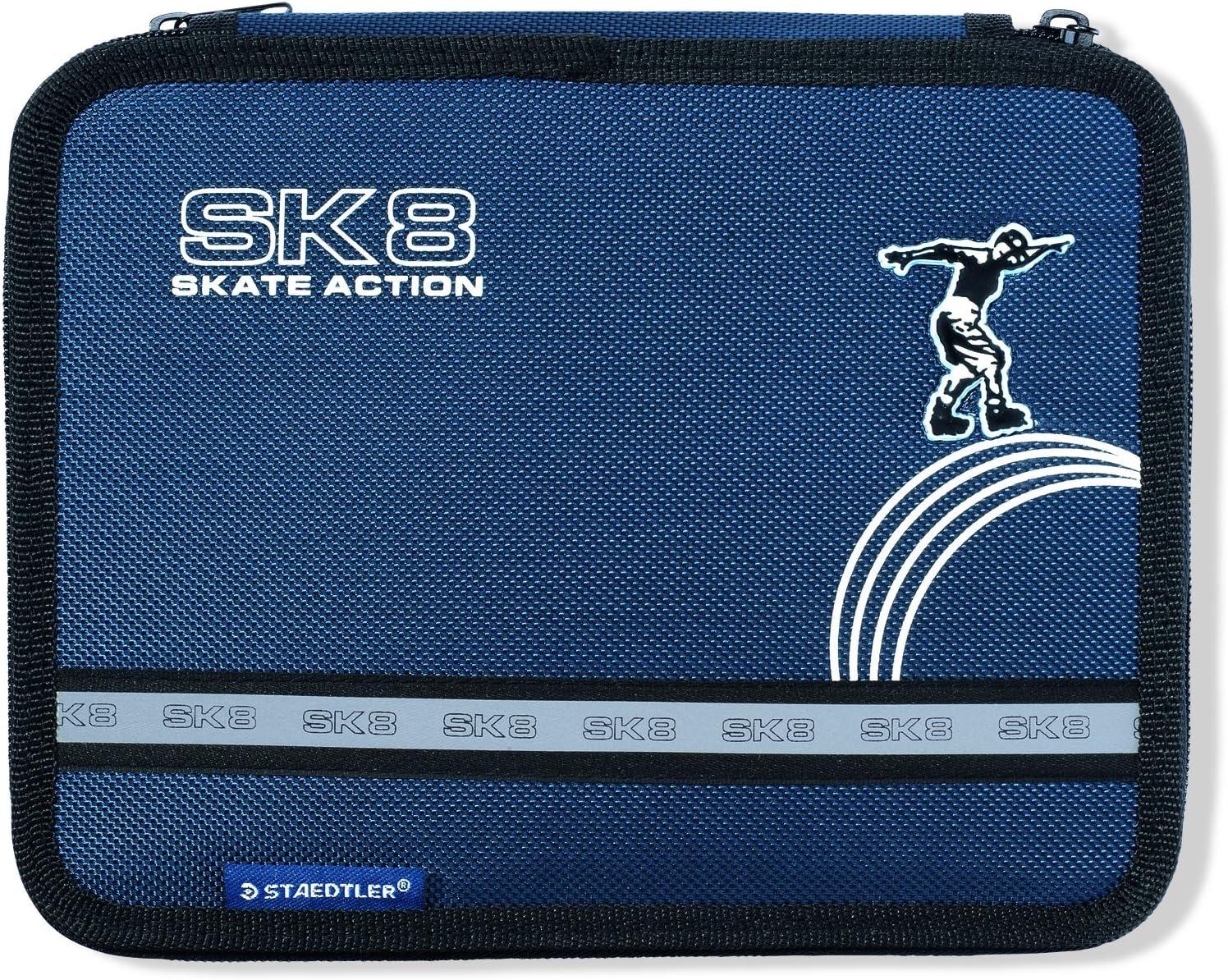 Staedtler 134158 - Pack de 2 pisos, color azul: Amazon.es: Oficina y papelería