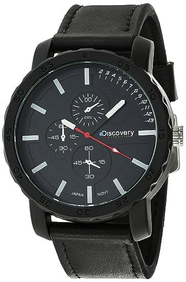 d0097b701f41 Discovery Expedition DISC 6103 C Reloj Análogo