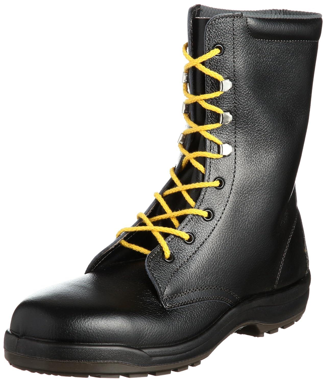[ミドリ安全] 安全靴 長編上 CF130 静電 B006ZIOEA8 25.5 cm|ブラック