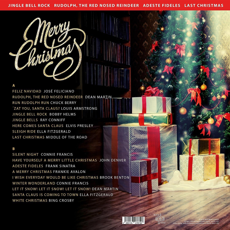 Merry Christmas (Limitierte Auflage) [Vinyl LP] - Elvis Presley ...
