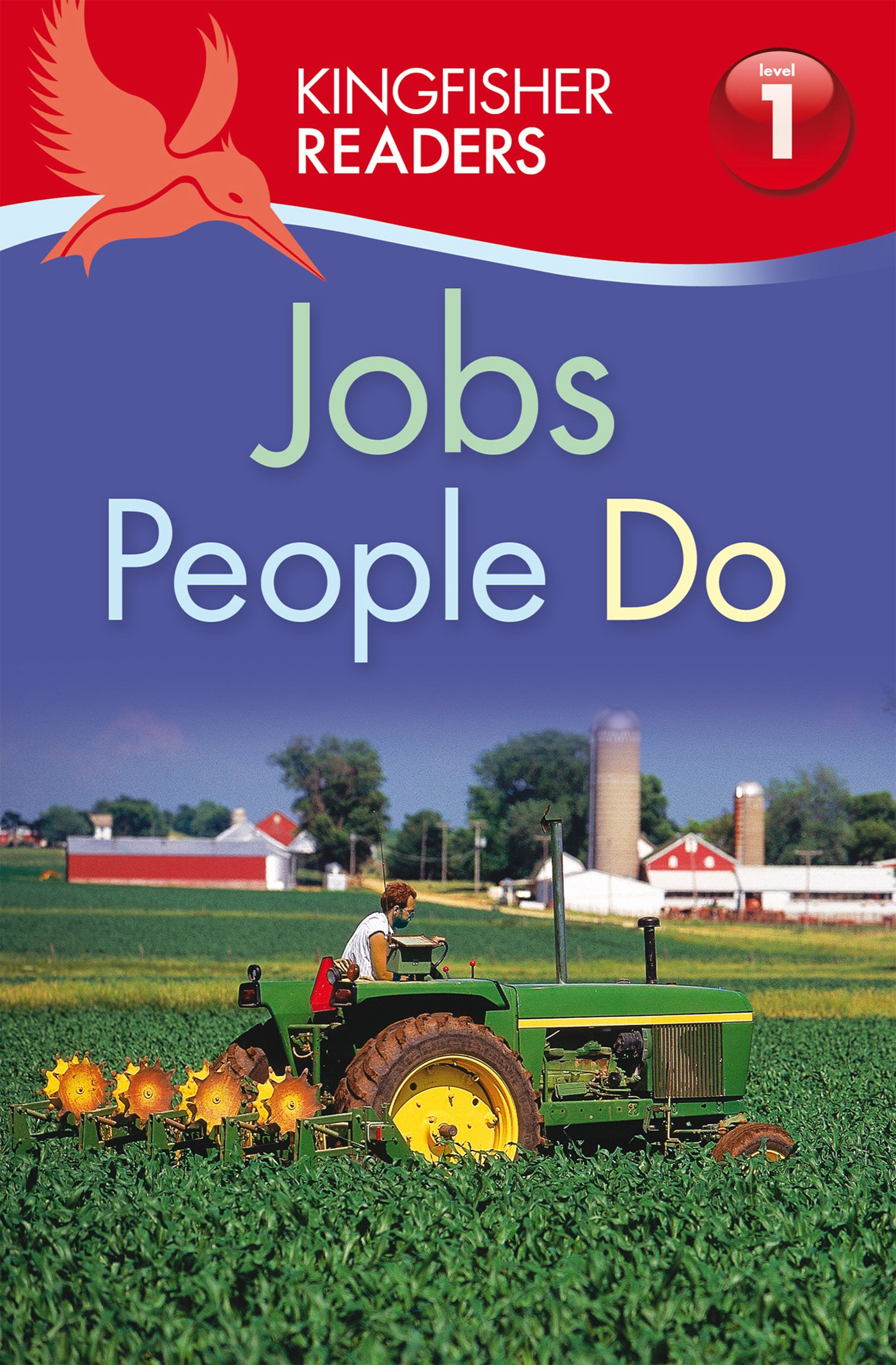 Download Kingfisher Readers L1: Jobs People Do pdf epub