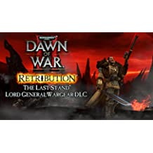 Warhammer 40,000 : Dawn of War II - Retribution - Lord General Wargear DLC [Online Game Code]
