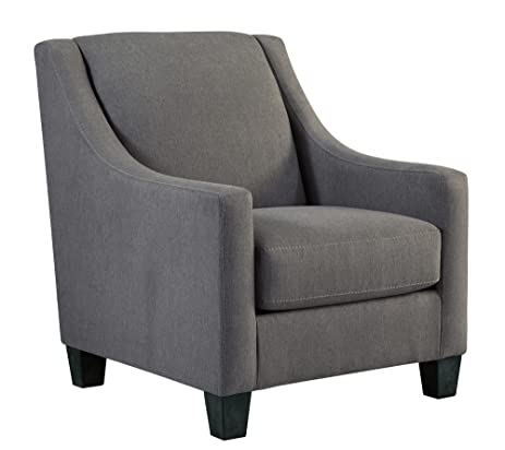 Wonderful Ashley Furniture Maier Accent Chair In Charcoal