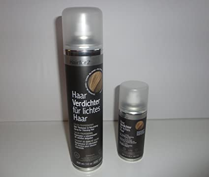 Mini & Maxi – 1 x 300 ml + 1 x 100 ml hairfor2 pelo crecepelo