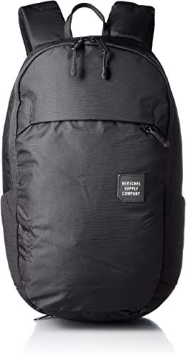 Herschel Supply Co. Men's Trail Mammoth Medium Backpack, Black, One Size