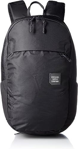 Herschel Supply Co. Men s Trail Mammoth Medium Backpack, Black, One Size