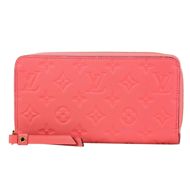 ルイヴィトン(Louis Vuitton) 長財布(ラウンドファスナー) M61788 モノグラム アンプラント ピンク系 [並行輸入品] B07D9C3VL4