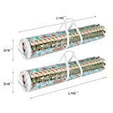 Elf Stor 83-DT5054 Gift Wrap Storage Bags Holds
