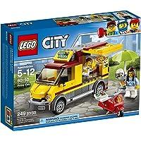 LEGO City Juego de Construcción Camión de Pizza (60150)