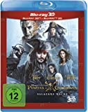 Pirates of the Caribbean 5 - Salazars Rache  (+ Blu-ray 2D) [Blu-ray]