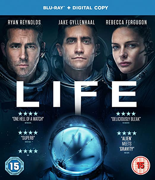 Image result for life blu-ray