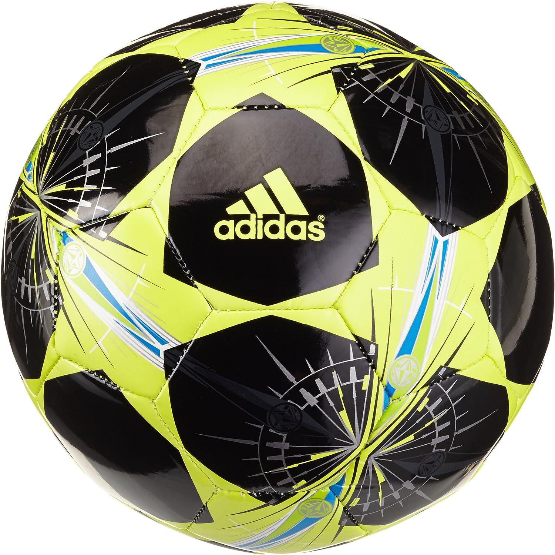 adidas - Balón de fútbol, Color Negro y Dorado Multicolor Black ...