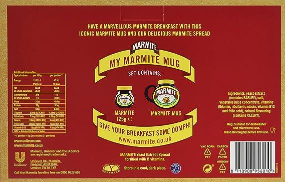 Marmite Mug Gift Set: Amazon.co.uk: Grocery
