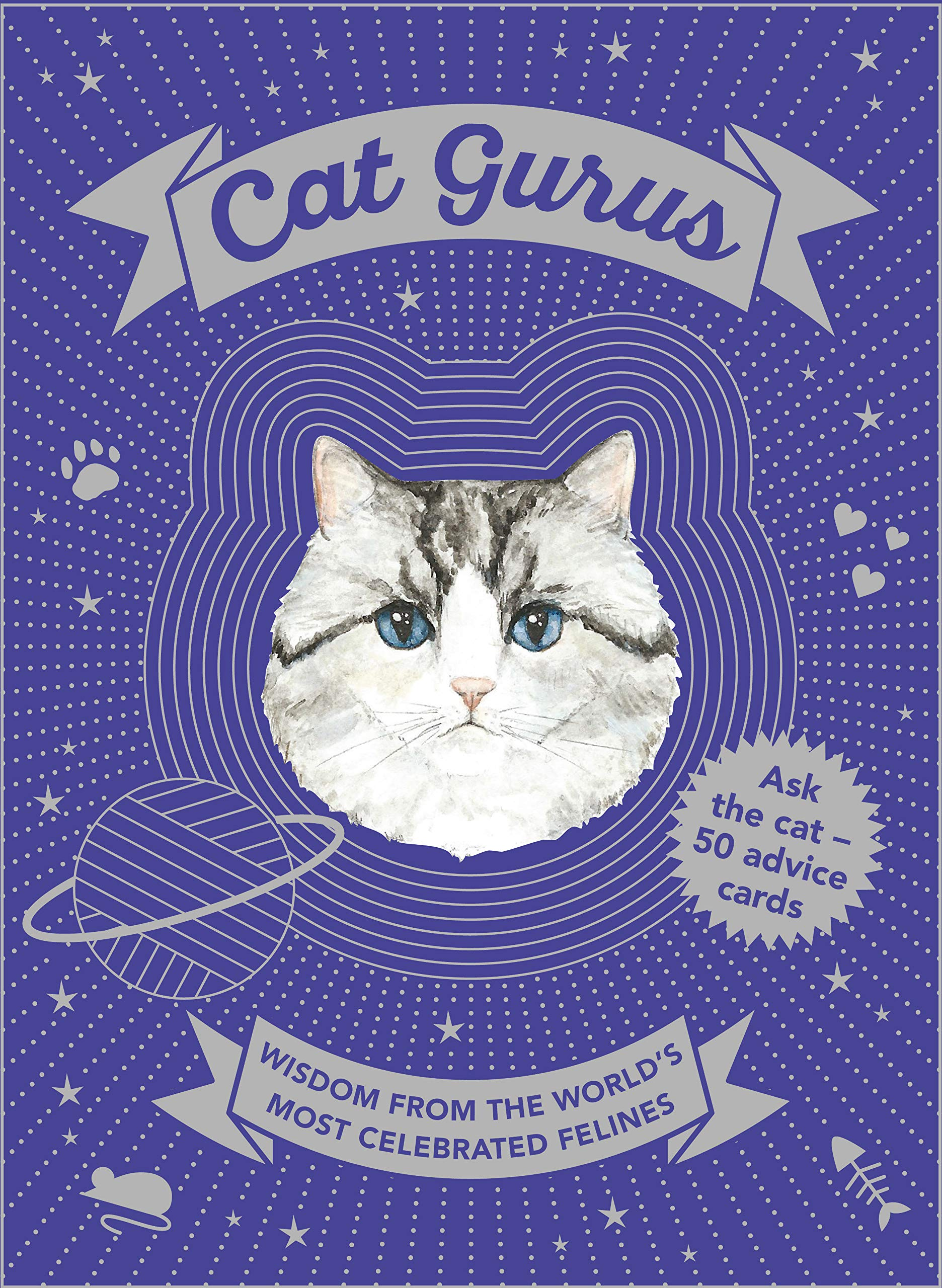 Cat Gurus  Wisdom From The World's Most Celebrated Felines