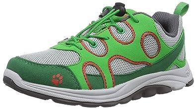 new style d68d0 1829d Jack Wolfskin SOUTHPARK LOW K Unisex-Kinder Sneakers