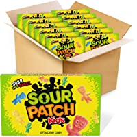 Sour Patch Kids Theatre Size Boxes (Pack of 12)