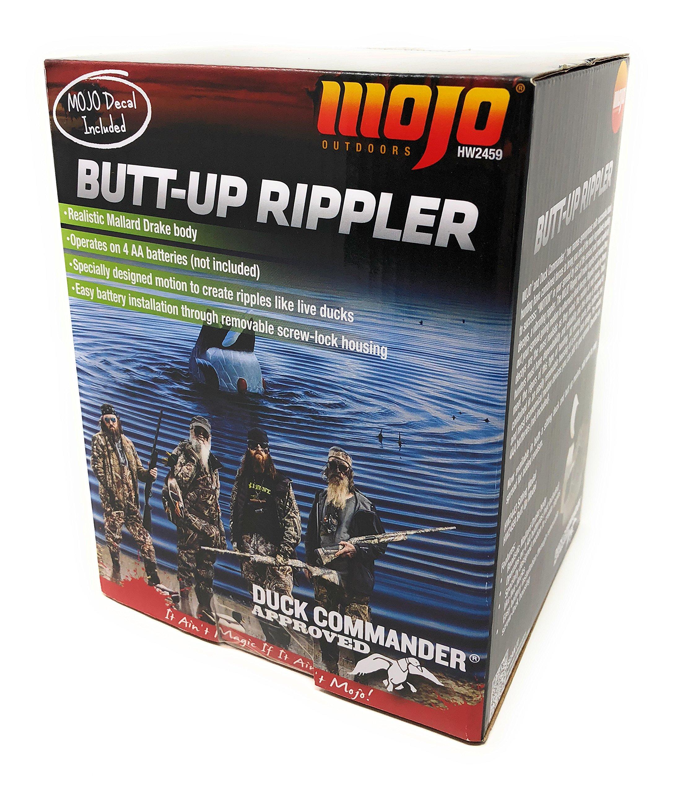 MOJO Outdoors Mojo Butt Up Rippler, Mallard by MOJO Outdoors (Image #5)