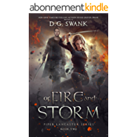 Of Fire and Storm: Piper Lancaster Series #2 (English Edition)