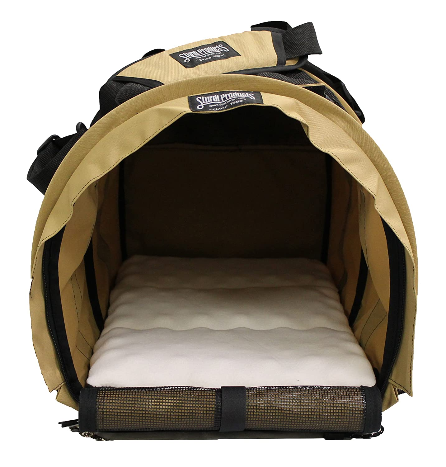 Sturdi Products SturdiBag X-Large Pet Carrier, Smoke SB3-SM