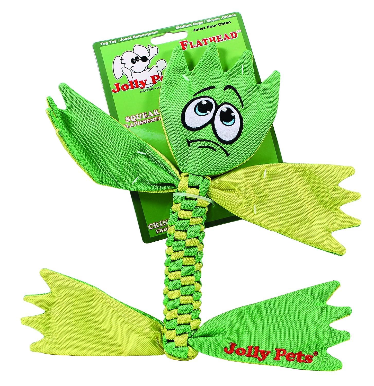 Jolly animali Flatheads Dog Toy Medium