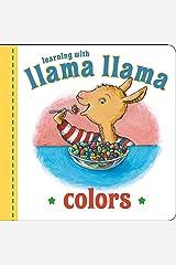 Llama Llama Colors Kindle Edition
