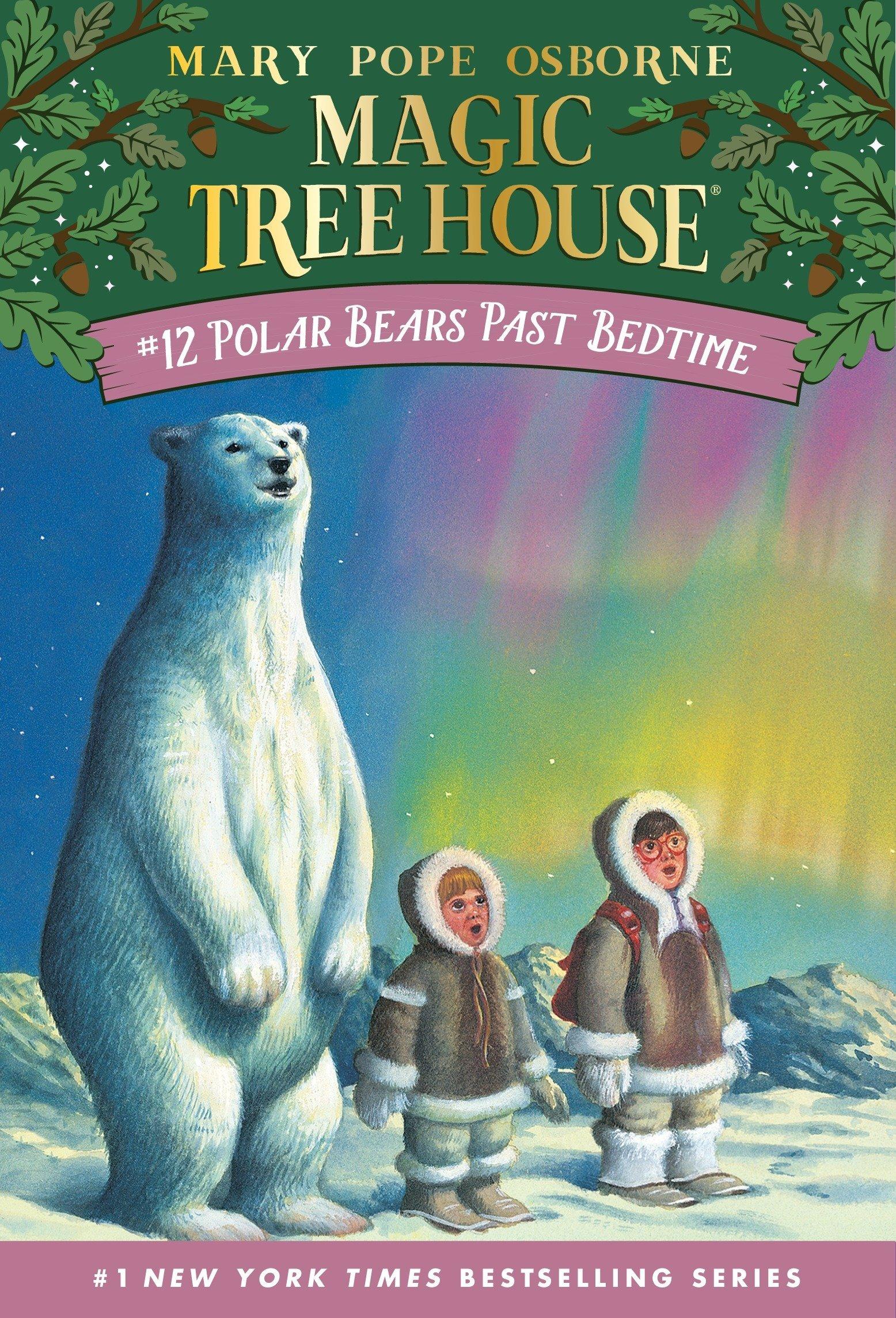 Polar Bears Past Bedtime (Magic Tree House, No. 12): Mary Pope Osborne, Sal  Murdocca: 9780679883418: Amazon.com: Books