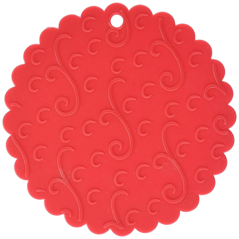 "Norpro 566, Red Silicone Jar Opener, 6"""