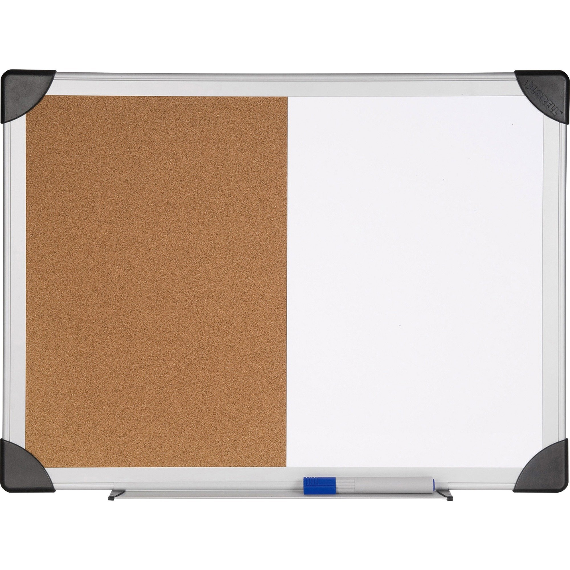 LLR19291 - Lorell Dry Erase/Cork Board Combination