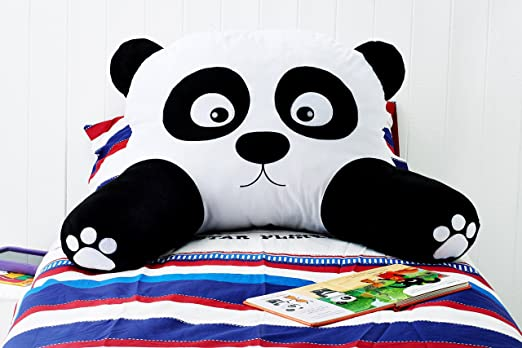 bedbears Panda cojín sillón de niño. Lectura Almohada ...