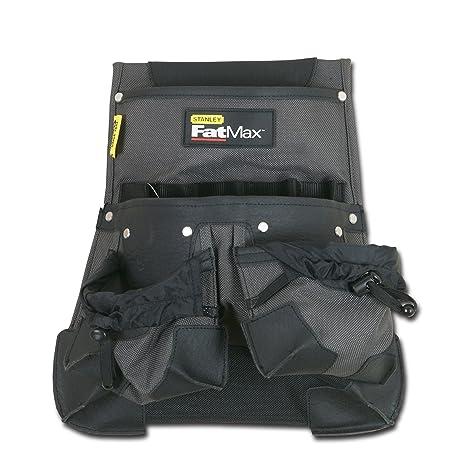 Amazon.com: Stanley FatMax 500190 M 2 Nail Pocket Pouch ...