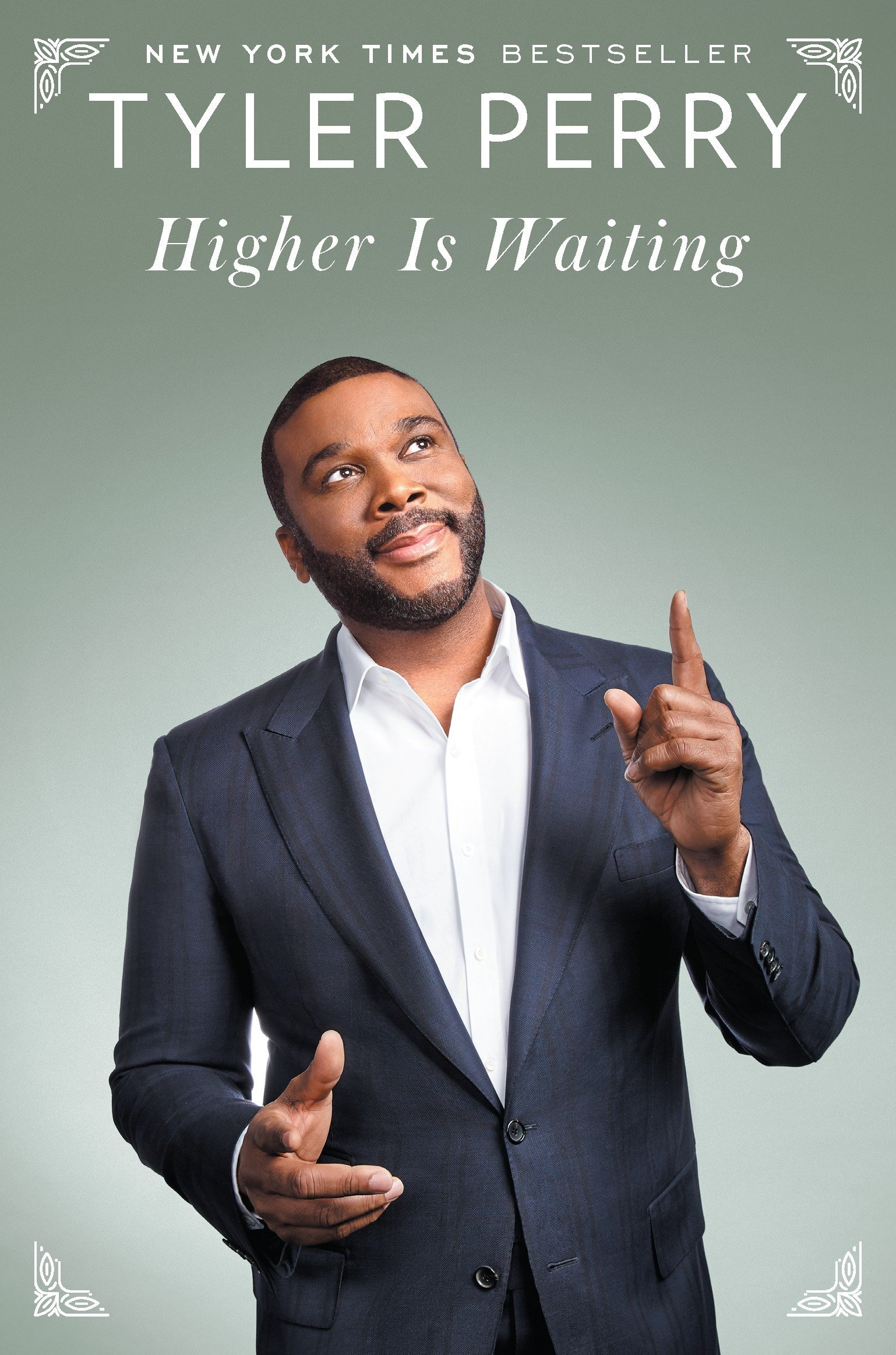 97d8eef7587e Higher Is Waiting  Tyler Perry  9780812989342  Amazon.com  Books