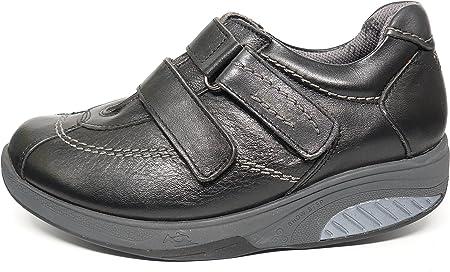 Zapatos cómodos Mujer FLUCHOS - Tipo Abotinado Cierre Velcro Balancín - 7827