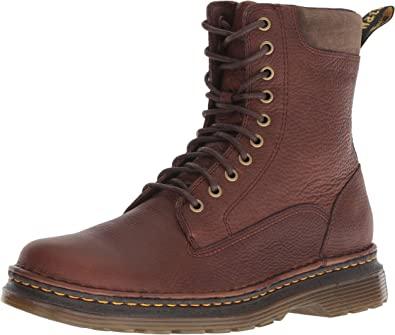 Dr Grizzly Martens Lombardo Men/'s Boots golden brown