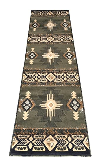 Amazon Com Rugs 4 Less Collection Southwest Native American Indian