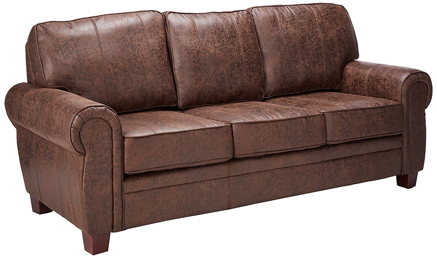 Allingham Elegant Sofa Brown