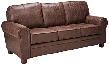 Allingham Elegant Sofa Brown