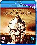 Gladiator - 15th Anniversary Edition [Blu-ray + UV Copy] [2000] [Region Free]