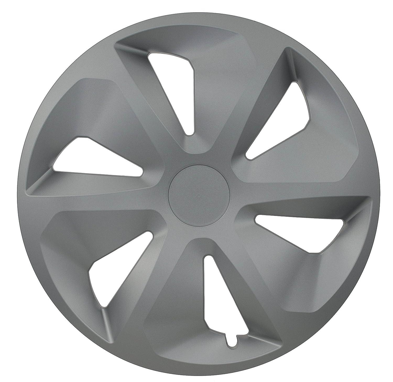 Amazon.com: Krawehl 1102.0000505 Hubcap Set Roco, Diameter 14