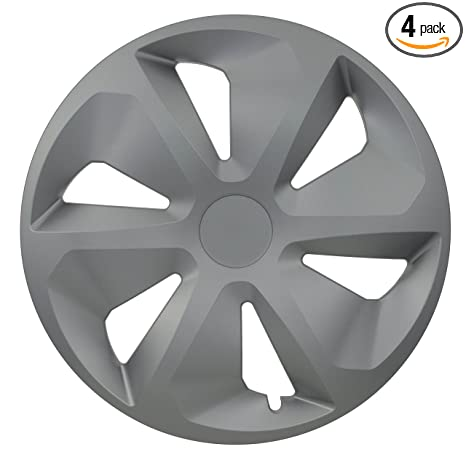 Amazon.com: Krawehl 1102.0000505 Hubcap Set Roco, Diameter 14