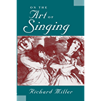 On the Art of Singing book cover