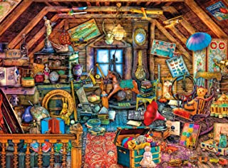 product image for Buffalo Games - Aimee Stewart - Grandma's Attic - 1000 Piece Jigsaw Puzzle with Hidden Images