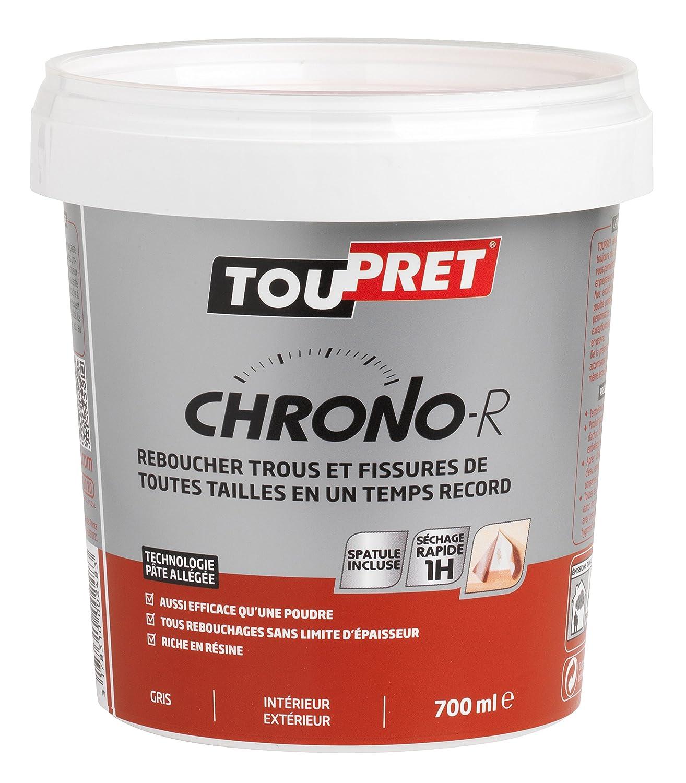Toupret ChronoR Pâte Pour Reboucher Trousfissures Ml - Enduit de rebouchage exterieur