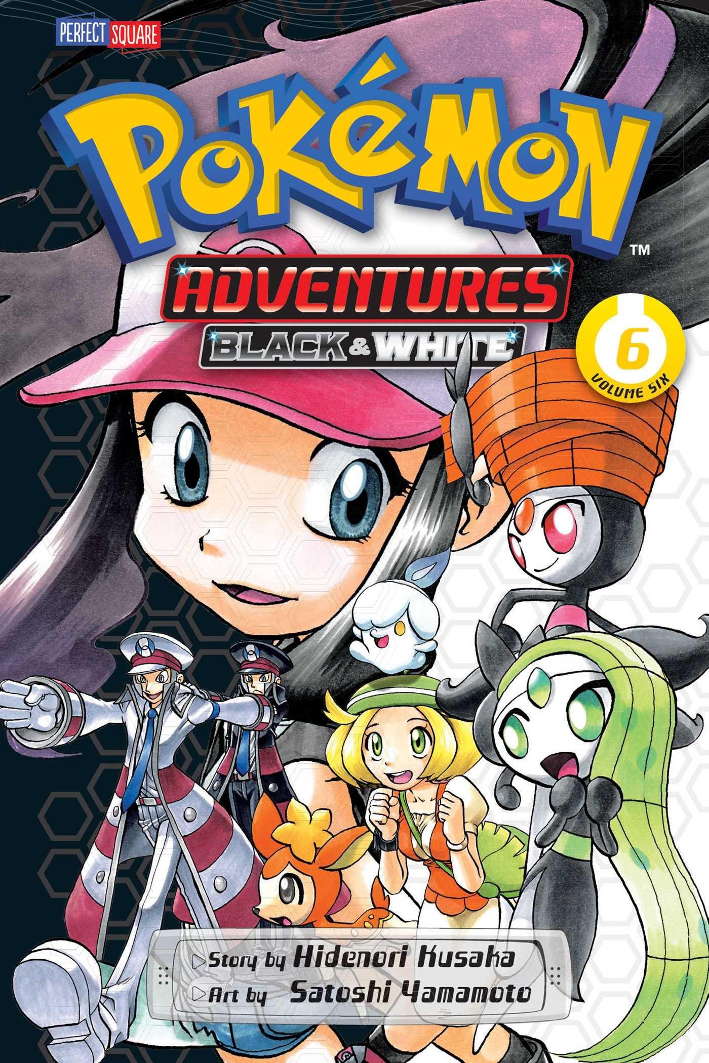 Pokémon Adventures: Black and White, Vol. 6 (Pokemon)