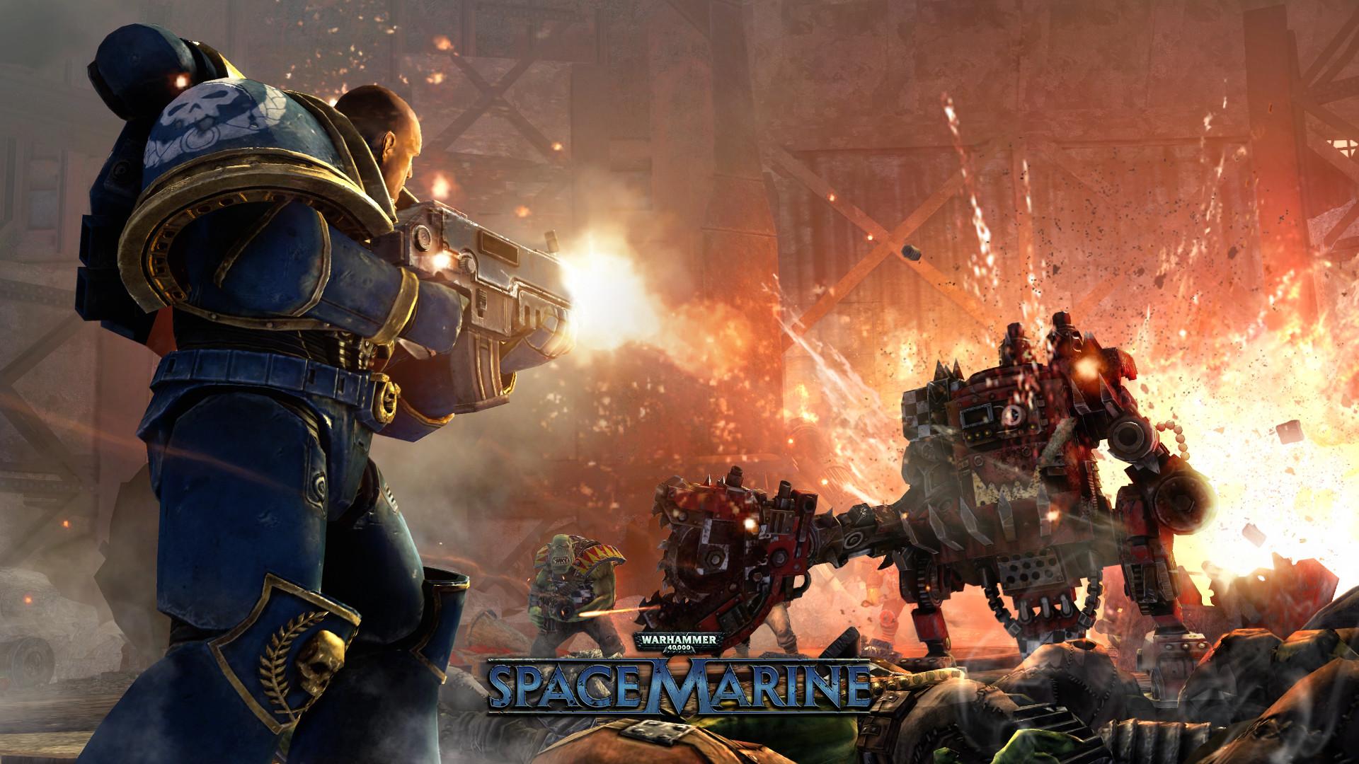 SEGA's Ultimate Warhammer 40,000 Collection [Online Game Code]