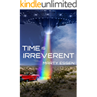 Time Is Irreverent book cover
