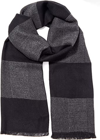 Gallery Seven Mens Winter Scarf - 100% Cotton Mens Scarves - Bantam - One  Size at Amazon Men's Clothing store